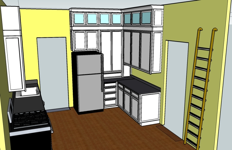 Build plans building your own kitchen cabinets diy pdf for Building kitchen cabinets pdf