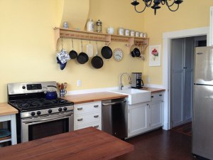"""""""Old"""" kitchen"""